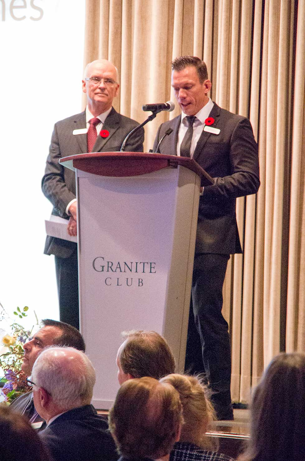 John Mckenzie and Brian Denney